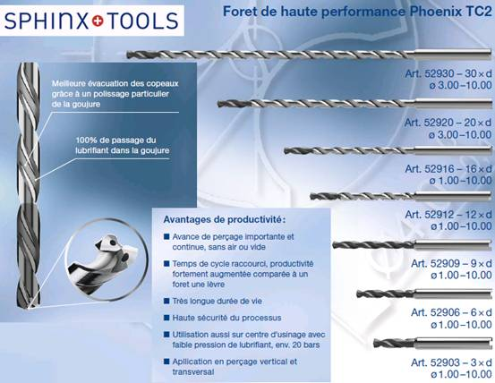 Foret haute performance Phœnix TC2