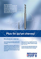 Sphinx Tools - Plus fin qu'un cheveu